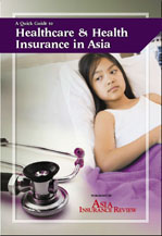 heatlcare insurance asia book cover